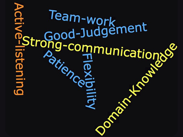 Attributes we need to be successful in our work places