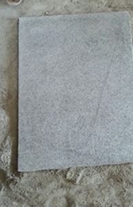 Granite flooring in toilets